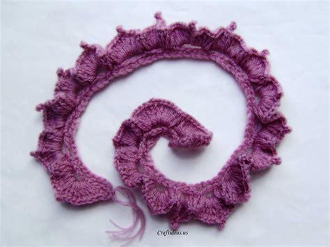 crochet tutorial crochet craft ideas