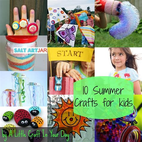 kid crafts for summer kid friendly summer crafts a craft in your day