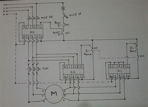 3 Phase Motor by Wiring Diagram Delta Connection In 3 Phase Induction