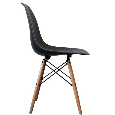 Coloured Eames Chairs by Coloured Eames Style Dining Chair By Ciel