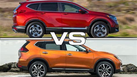 2017 Vs 2018 Crv by Honda Crv Vs Hrv 2017 2018 2019 Honda Reviews