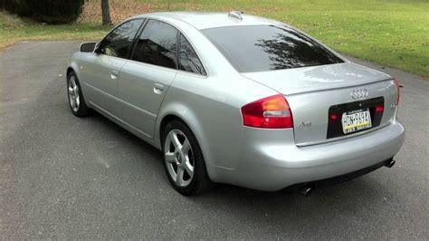Audi 2004 A6 by 2004 Audi A6 Quattro 2 7t