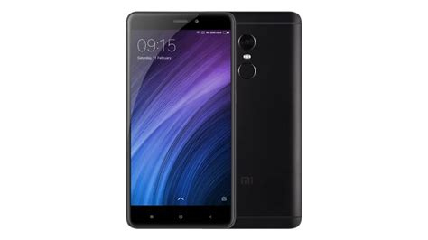 xiaomi redmi note 4 xiaomi redmi note 4 smartphone reduced to 163 120 154