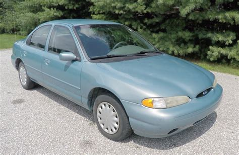 car manuals free online 1996 ford contour navigation system 1996 ford contour gl 17759m youtube