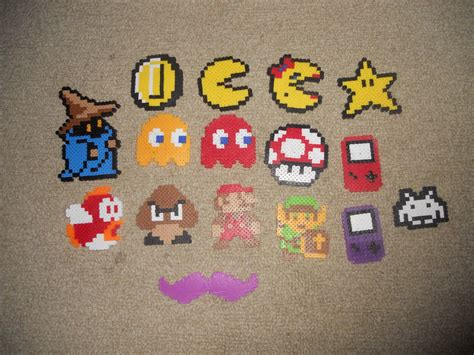 perler creations just some of my perler bead creations by crazysis64 on