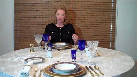 Dining Table Etiquettes Dining Etiquette Manners Table Etiquette Part 1 By Expert