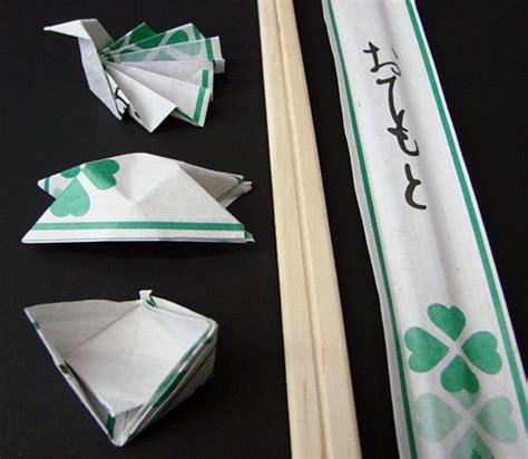 chopstick rest origami let s talk chopsticks tasty island