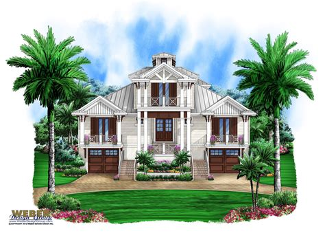florida house designs 3 story florida house plan outdoor living