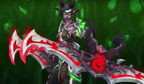 Legion is the next World of Warcraft expansion, beta
