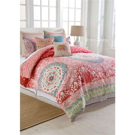 coral comforter sets 1000 ideas about coral comforter set on