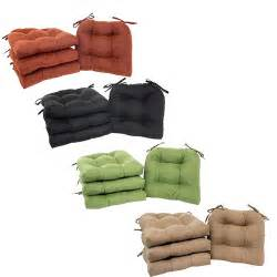 seat pads for outdoor furniture patio chair cushion set 4 seat pads garden outdoor