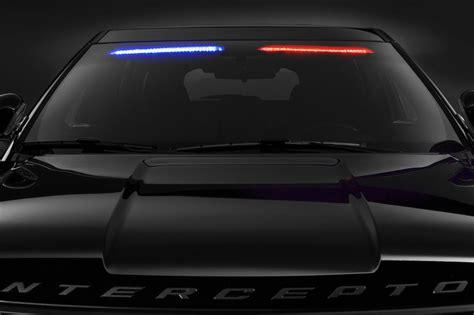 interior led light bar interior visor light bar makes 2017 ford
