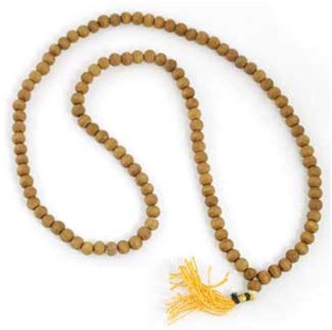 sandalwood prayer meaning small sandalwood prayer mala