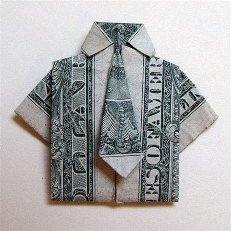money origami shirt money origami 183 a of origami clothing 183 origami on