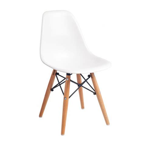 eames eiffel chairs eames dsw eiffel white dining chair and table set ebay