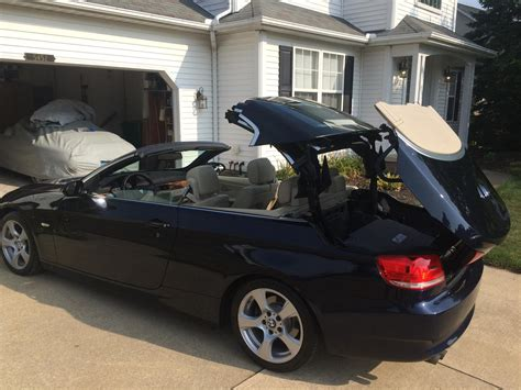 Bmw Hardtop Convertible by 2007 Bmw 3 Series 2dr Hardtop Convertible 328i Rennlist