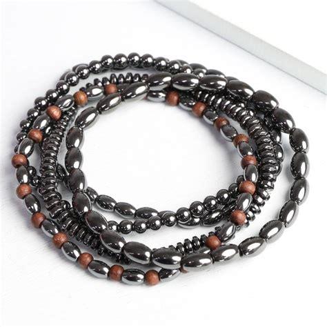 mens beaded bracelet handmade s beaded bracelet by