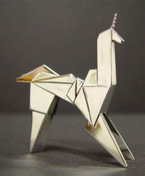 origami blade origami unicorn blade runner 171 embroidery origami