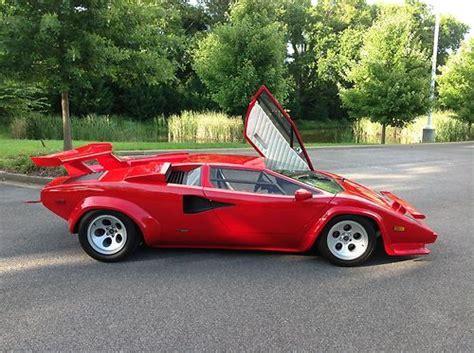 Purchase new Lamborghini countach 5000s !! RARE OFFER