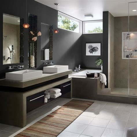 modern bathroom paint colors 17 best ideas about modern bathroom design on