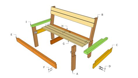outdoor bench plans woodworking park bench plans free outdoor plans diy shed wooden