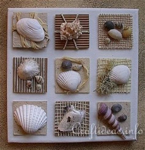 craft projects using seashells upcycled maritime projects blackle mag