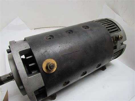 Electric Forklift Motor by Prestolite Mty4001ru 36 V Dc Electric Drive Raymond