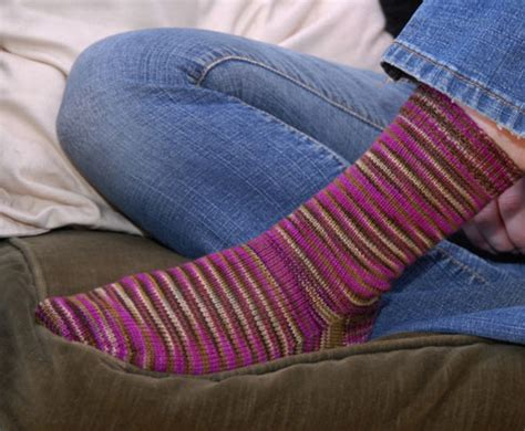 how to knit for dummies follow the basic top sock pattern dummies