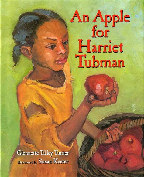 a picture book of harriet tubman an apple for harriet tubman albert whitman company