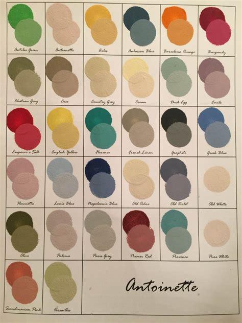 chalk paint mixed colors mixing chalk paint 174 colors 50 50 sloan vintage now