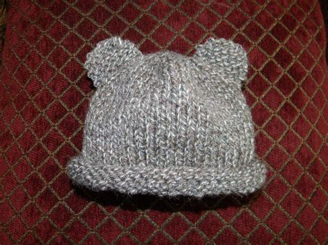 Baby Hat Free Pattern From Ravelry Knitting And