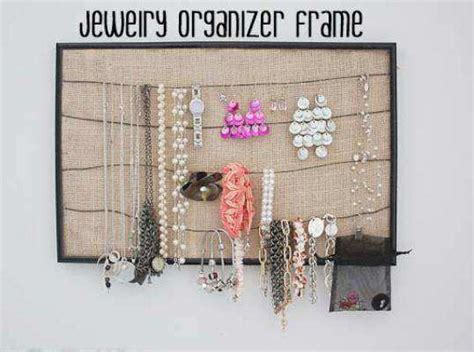 make your own jewelry organizer 15 easy to make diy jewellery holders feminiyafeminiya
