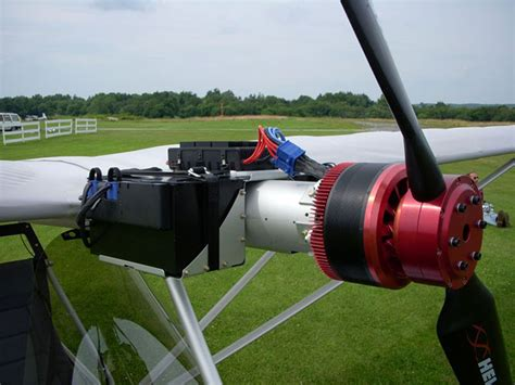 Electric Plane Motor by Electric Plane 02 Sized
