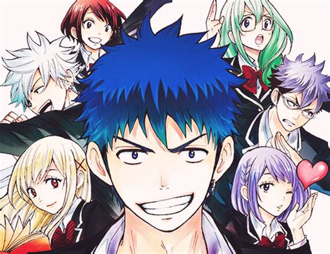 yamada kun and the 7 witches yamada kun and the seven witches ganha trailer da opening