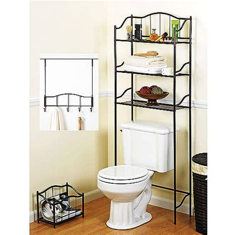 bathroom storage walmart 3 complete bathroom storage rack walmart