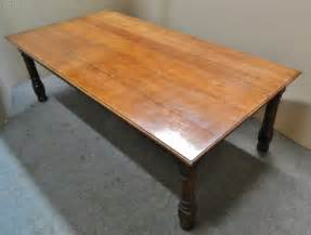 large oak kitchen table large oak kitchen table dining table antiques atlas