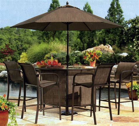 patio dining sets with umbrella patio furniture dining sets with umbrella