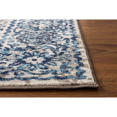 area rugs blue blue area rugs kaleen global inspirations glb01 17 blue