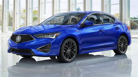2019 Acura Ilx by 2019 Acura Ilx Starts At 25 900 With Lots More Standard Tech