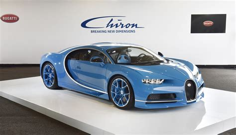 Bugati Cars by Bugatti Brings New Chiron To Japan Types Cars
