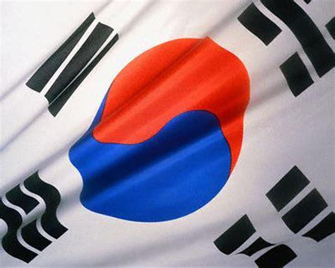 south korea graafix wallpaper flag of south korea