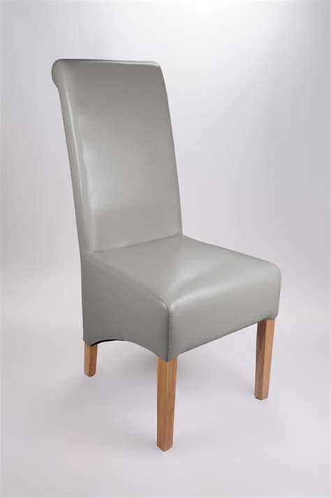 grey leather dining chairs krista grey leather dining chairs shankar krista grey