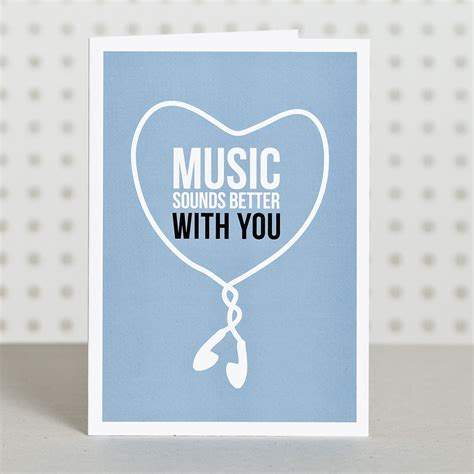 how to make a musical card lover anniversary card doodlelove