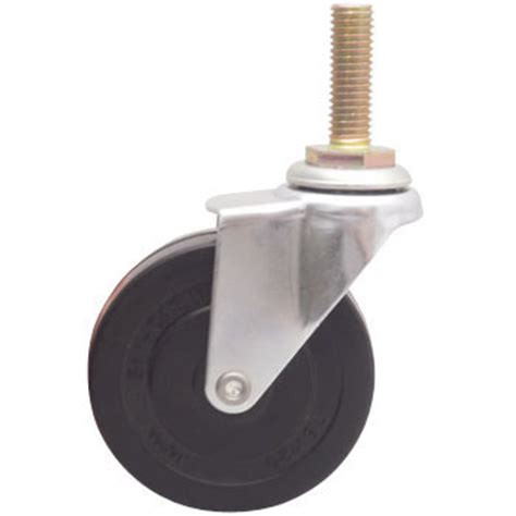 types of rubber sts sts 40r type rubber caster swivel caster chiyoda skk