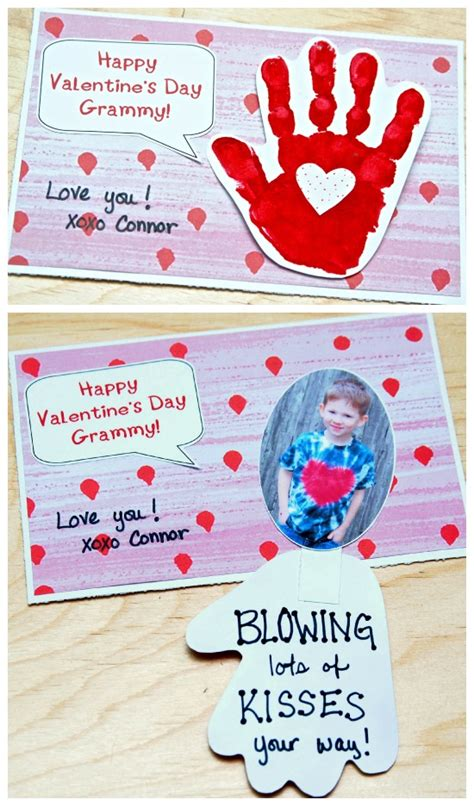 make a valentines card 10 adorable diy s day cards to make with your
