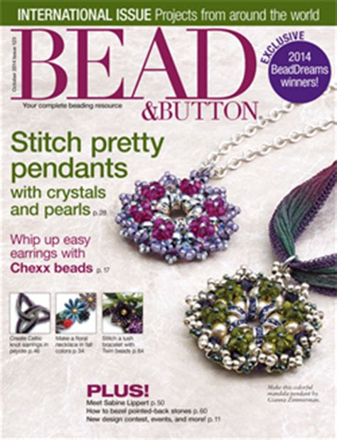 the bead and button company published work kerrie slade