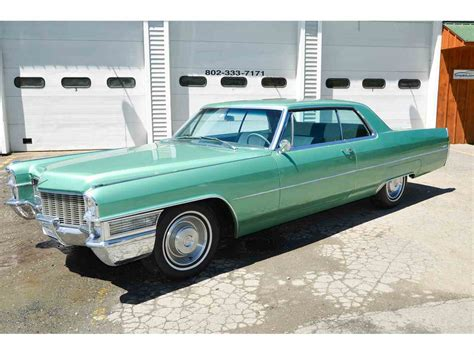 1965 Cadillac Convertible For Sale by 1965 Cadillac Coupe For Sale Classiccars