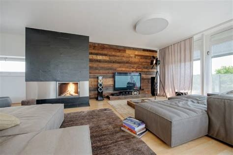 modern living room fireplace 30 multifunctional and modern living room designs with tv