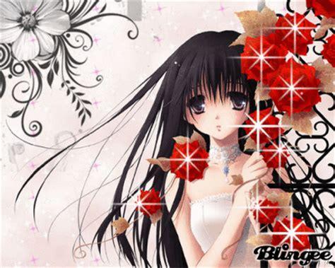 anime mangas anime roses bild 79783465 blingee