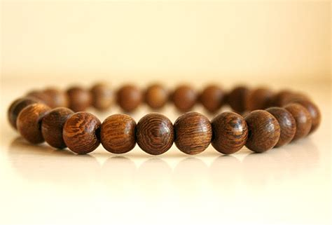 mens wooden beaded bracelets mens beaded bracelet wood bead bracelet unisex beaded